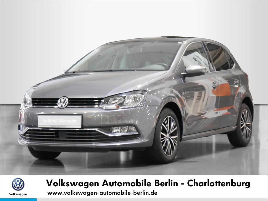 Volkswagen Polo 1.2 TSI Allstar BMT, Jahr 2016, Benzin