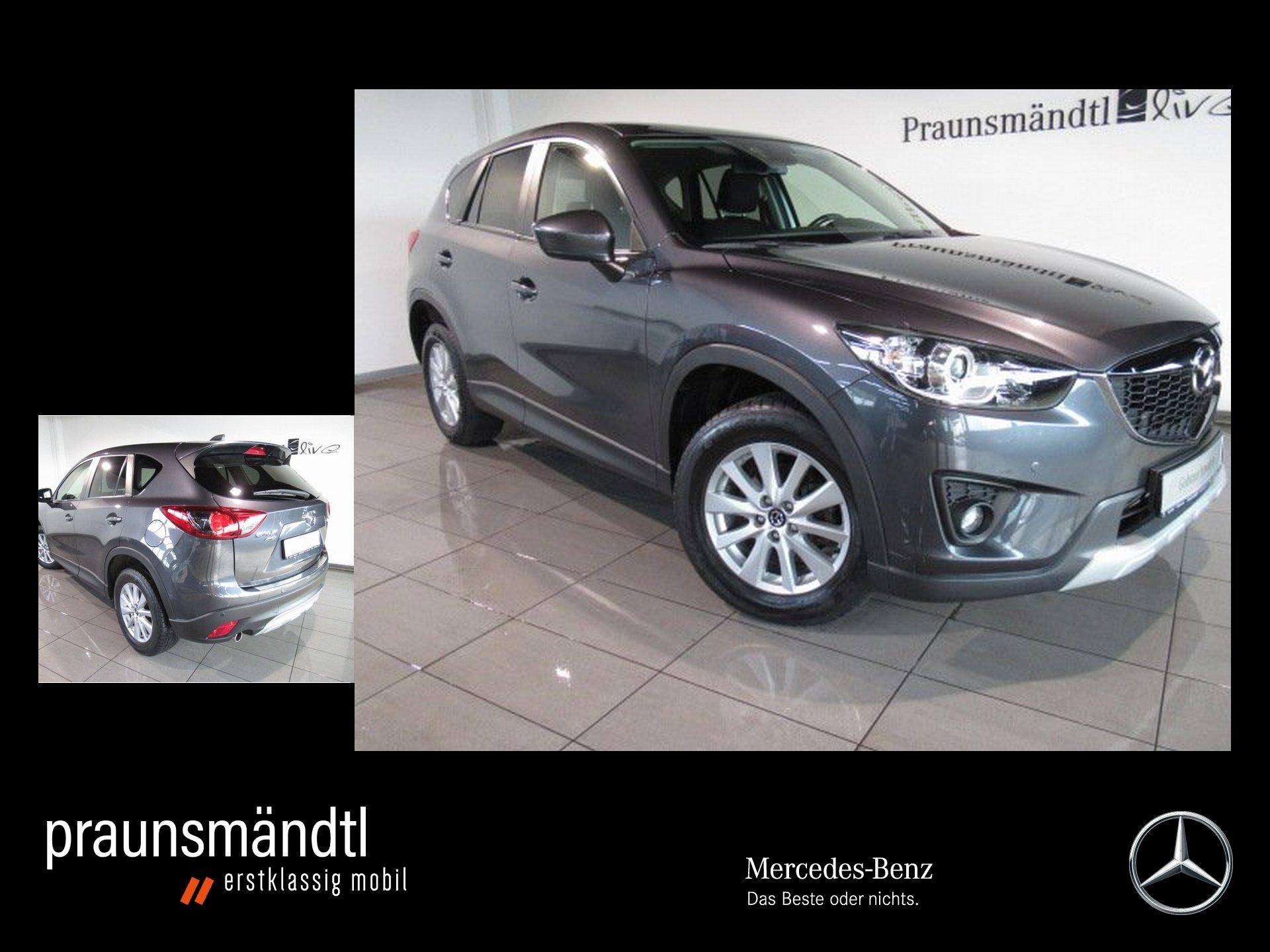 Mazda CX-5 2.2 SKYACTIV-D Sendo Autom/AHK/Bose/PTS/SHZ, Jahr 2014, Diesel