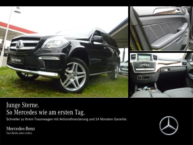 Mercedes-Benz GL 350 BT 4M AMG,Distr.,AHK,Pano,Standhz.,COM.,, Jahr 2014, diesel