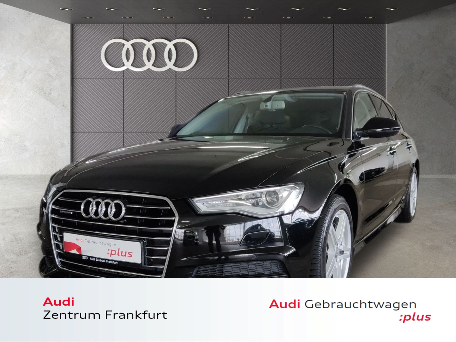 Audi A6 Avant 3.0 TDI quattro S tronic Xenon Navi PDC Tempomat Sitzheizung, Jahr 2018, Diesel