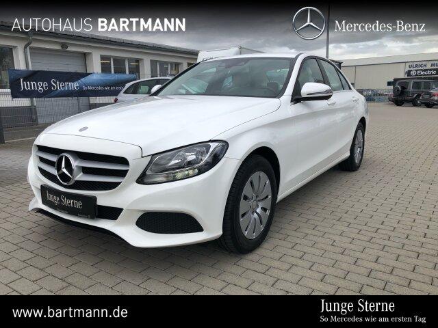 Mercedes-Benz C 200 +7G+KLIMA+JUNGER-STERN+ Autom./Klima, Jahr 2016, Benzin