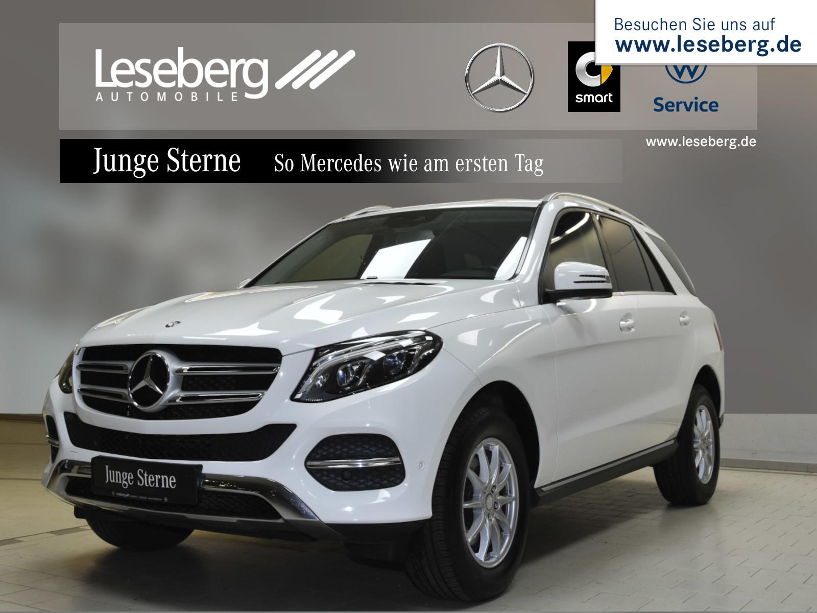 Mercedes-Benz GLE 350 d 4M 9G/LED/Comand/SHD/PTS/DWA/Sitzhzg., Jahr 2016, Diesel