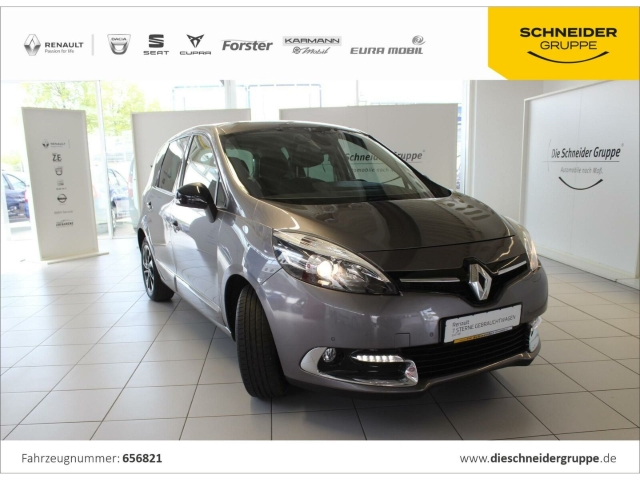 Renault Scenic 1.6 dCi 130 BOSE Edition Start&Stop, Jahr 2014, Diesel