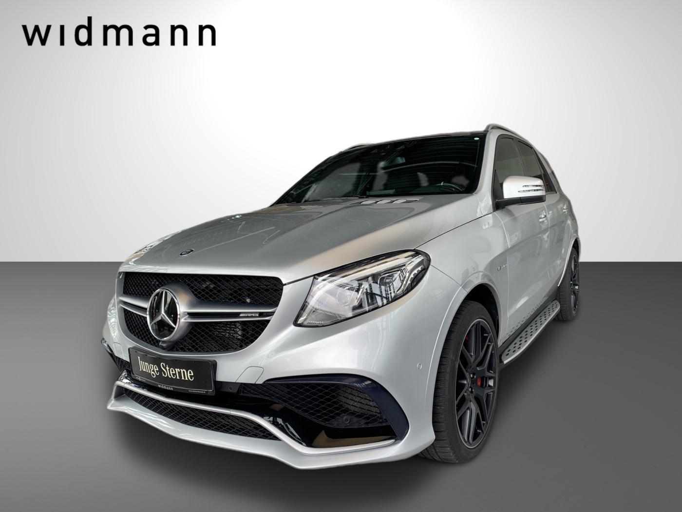 Mercedes-Benz GLE 63 AMG S 4M Comand*AHK*Standhzg*ILS*DriversP, Jahr 2016, Benzin