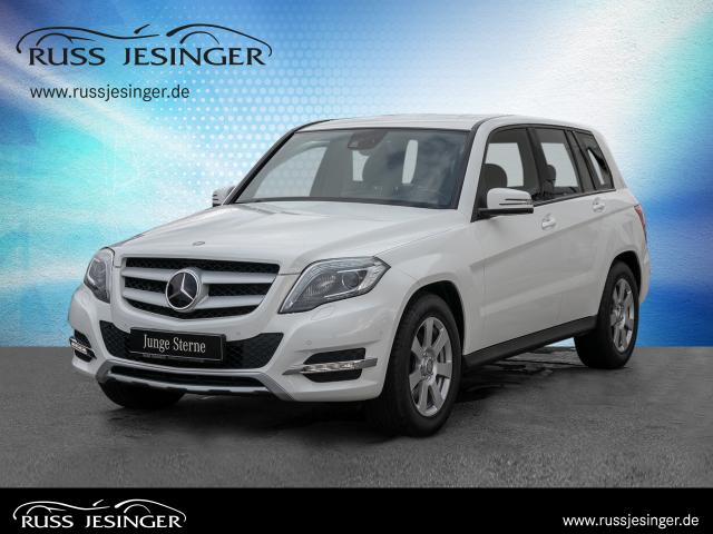 Mercedes-Benz GLK 250 BT 4MATIC + DISTRONIC + AHK + NAVI + ILS, Jahr 2013, Diesel