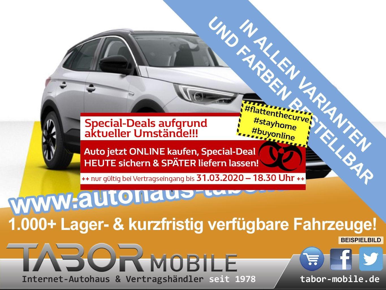 Opel Grandland X 1.2 Turbo 130 Enjoy 17Z PDC Tempomat, Jahr 2020, Benzin
