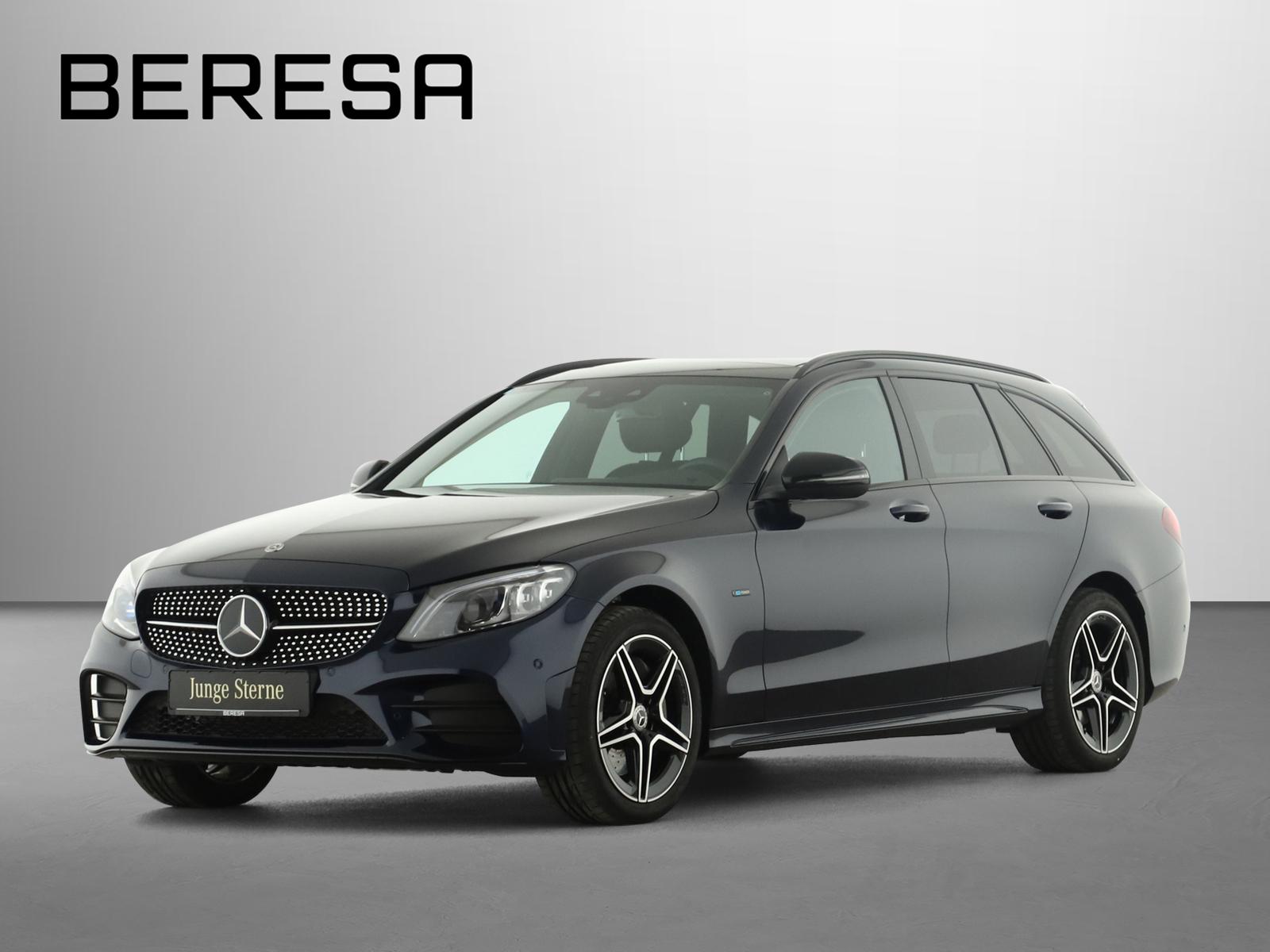 Mercedes-Benz C 300 e T AMG Burmester Fahrassist. Pano.-Dach, Jahr 2020, Hybrid
