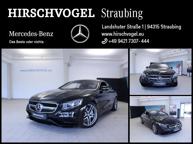 Mercedes-Benz S 63 AMG 4M DRIVERS PACKAGE+DISTRONIC+Nachtsicht, Jahr 2017, Benzin