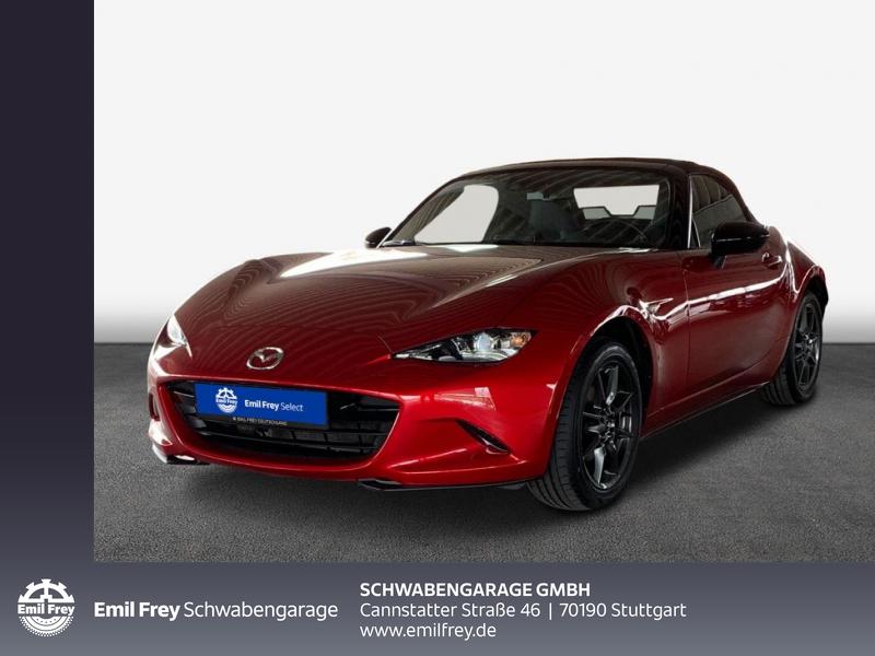 Mazda MX-5 SKYACTIV-G 131 Exclusive-Line, Jahr 2018, Benzin