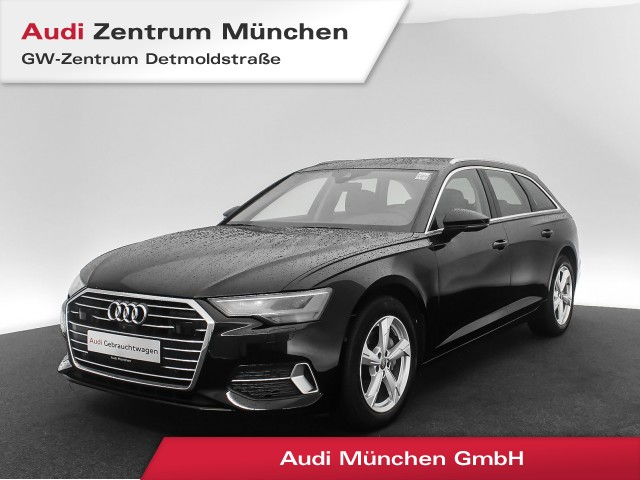 Audi A6 Avant 40 TDI Sport ACC LED Navi Leder Umgebungskameras S tronic, Jahr 2019, Diesel