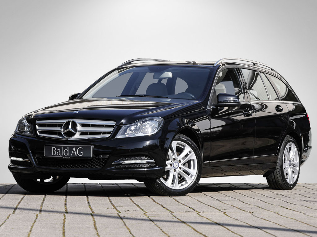 Mercedes-Benz C 200 CDI BE T Avantgarde, Jahr 2012, Diesel