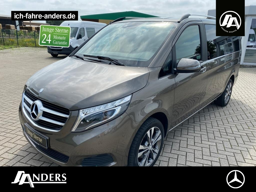 Mercedes-Benz V 220 Edit./ L Navi*LED*SHZ*6-Sitze, Jahr 2016, Diesel