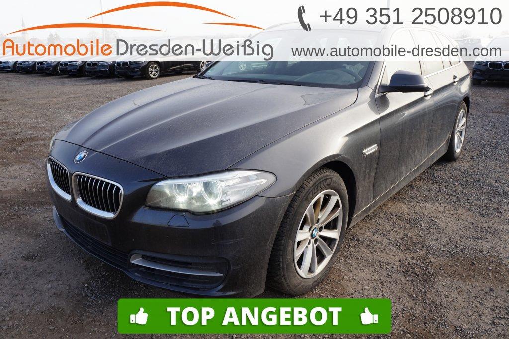 BMW 520 d Touring*Navi Prof*HiFi*Bi Xenon*PDC*, Jahr 2017, Diesel