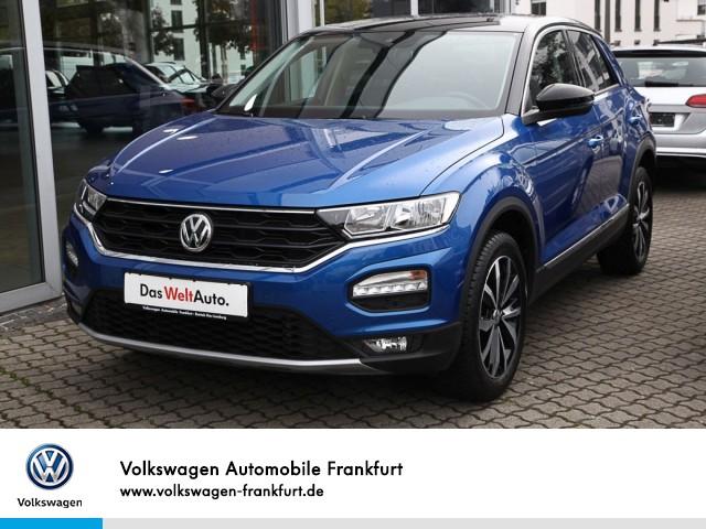 Volkswagen T-ROC 1.5 TSI Style Navi FrontAssist Anschlussgarantie T-ROC 1.5 CL BT110 TSIM6F, Jahr 2020, Benzin