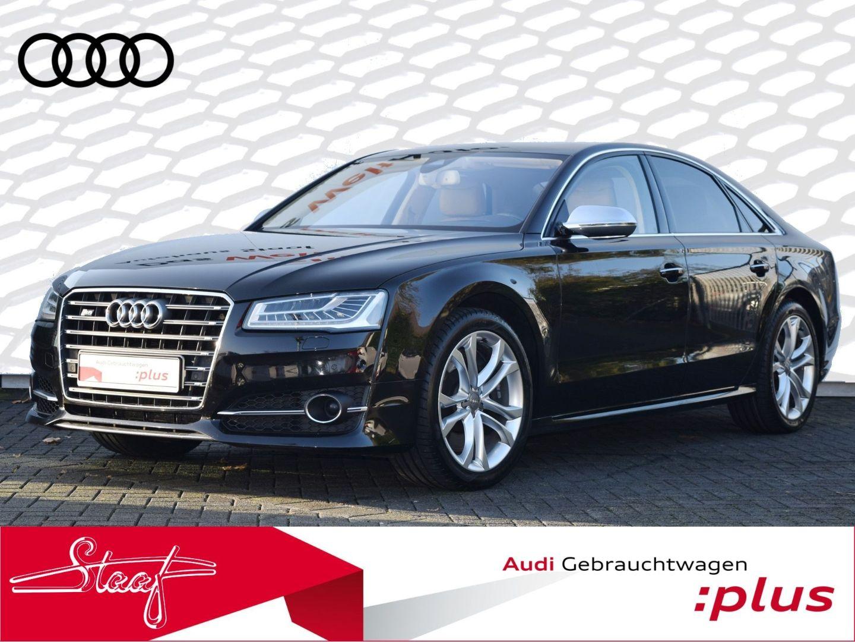 Audi S8 »4.0 TFSI qu.|V8|GSD|CAM|HuD|Matrix|Night|ACC, Jahr 2015, Benzin