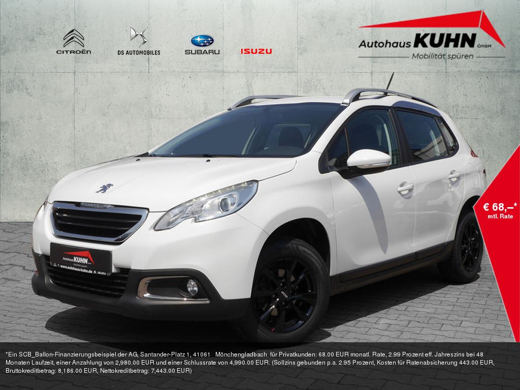 Peugeot 2008 1.2 PureTech 82 Allure, Jahr 2015, Benzin