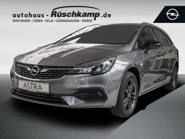 Opel Astra K Sports Tourer Design&Tech 1.2 Turbo, Jahr 2021, Benzin
