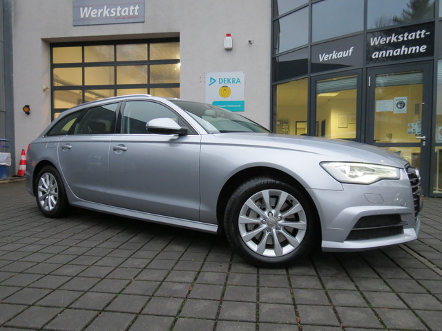Audi A6 Avant 2.0 TFSI quattro Pano/Xenon/Kamera/Spor, Jahr 2017, Benzin
