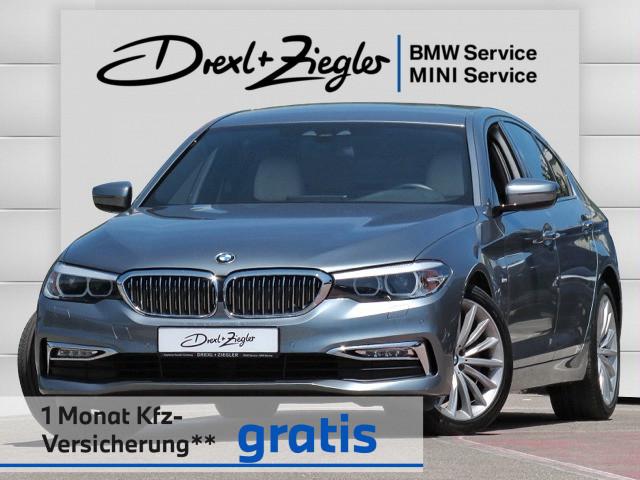 BMW 540i Lim Luxury AHK NaviProf H&K 4xSHZ SpSitze, Jahr 2018, Benzin