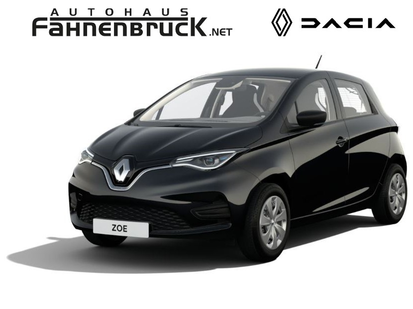Renault ZOE LIFE Batteriemiete R110 Z.E. 50, Jahr 2021, Elektro