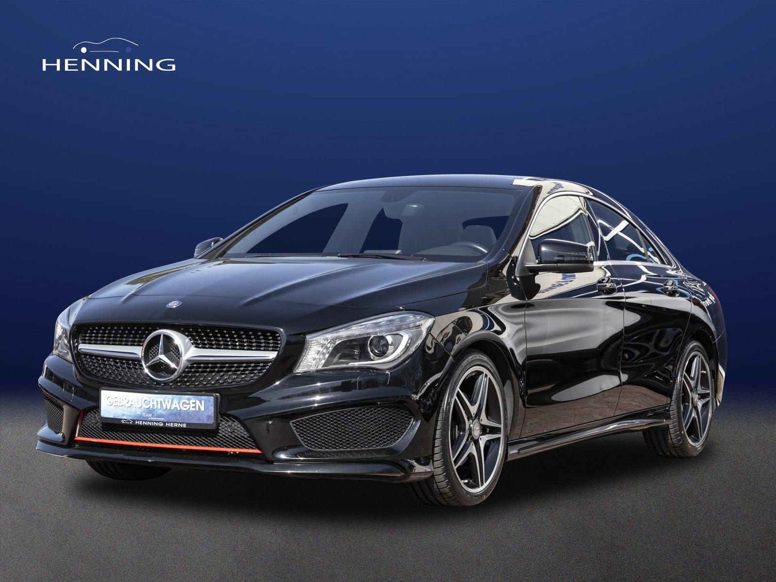 Mercedes-Benz CLA 180 AMG*KAMERA*Winterräder*Navi*Xenon*uvm.., Jahr 2014, Benzin