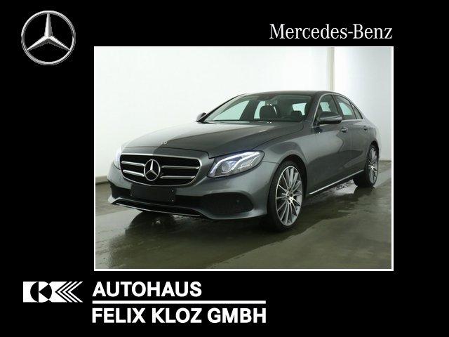 Mercedes-Benz E 220 d Schiebedach MULTIBEAM Kamera AMG 20'', Jahr 2019, Diesel
