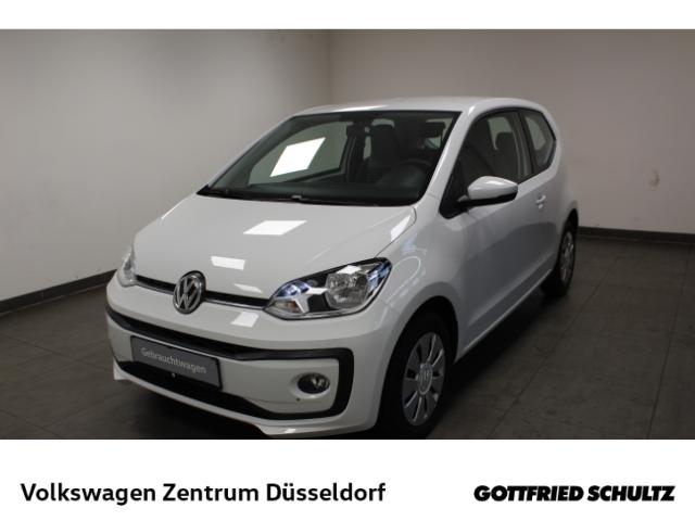 Volkswagen up! move *SHZ*PDC*FSE*, Jahr 2018, Benzin