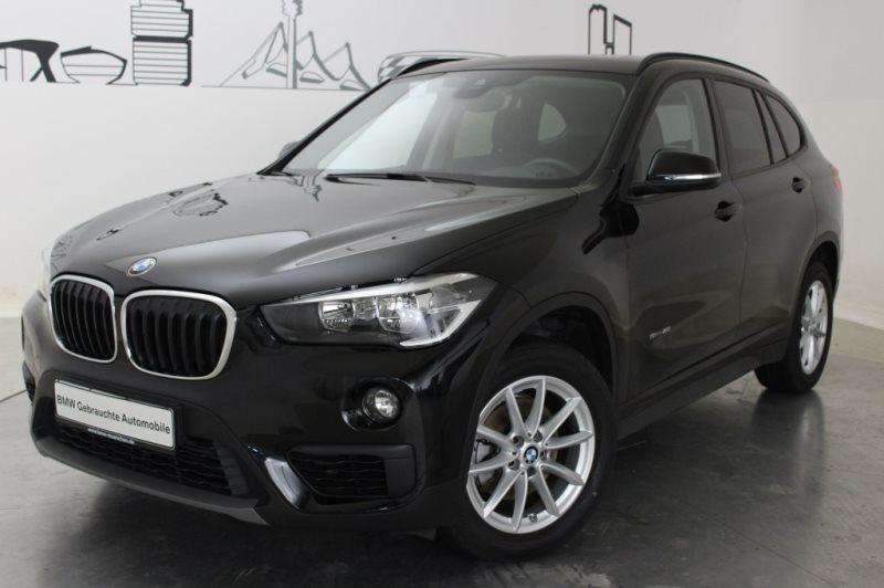 BMW X1 sDrive18i Pano.Dach RFK Navi Shz PDC, Jahr 2017, Benzin