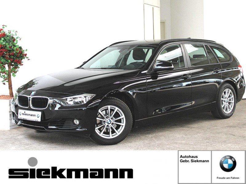 BMW 320i Touring Autom. Tempomat PDC LM BT CD MFL, Jahr 2013, Benzin