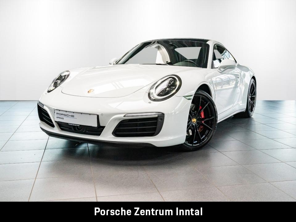 Porsche 991 (911) Carrera 4S | SportabGasanlage schwarz|, Jahr 2017, Benzin