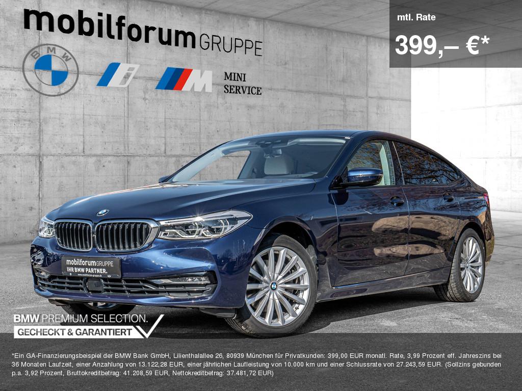 BMW 630d Gran Turismo xDrive, Jahr 2019, Diesel