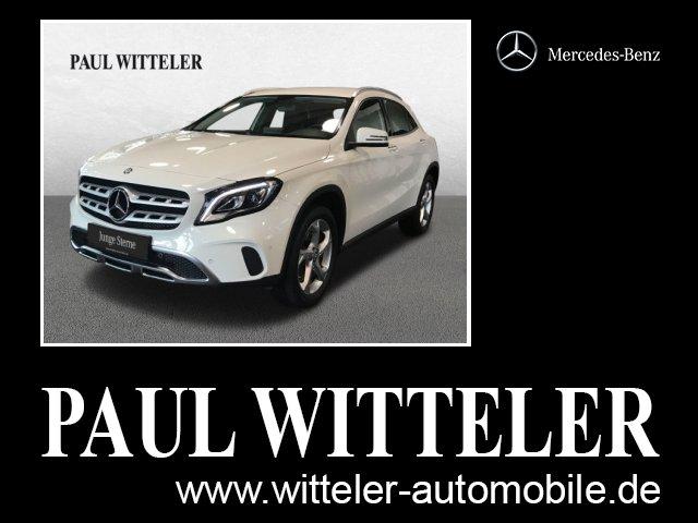 Mercedes-Benz GLA 220 4MATIC Sport Allrad/Urban/AHK/LED/Autom, Jahr 2017, Benzin