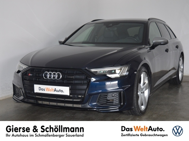 Audi S6 Avant 3.0 TDI quattro S tronic LUFT+AHK+NAVI+, Jahr 2019, Diesel