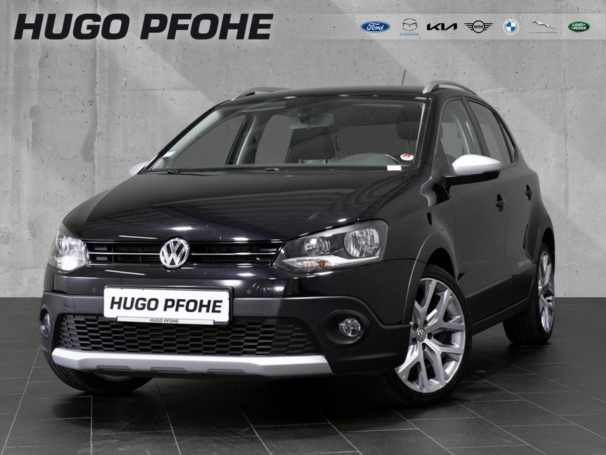 Volkswagen Polo Cross 1.2 TSI 90PS Blue Motion Technology, Jahr 2017, Benzin