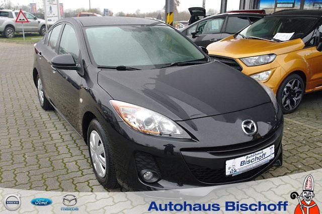 Mazda 3 1.6 MZR Edition, Jahr 2013, Benzin