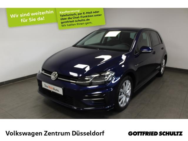 Volkswagen Golf 1.5 TSI Highline *LED*NAvi*R-Line*Standhzg*Keyless*, Jahr 2019, Benzin