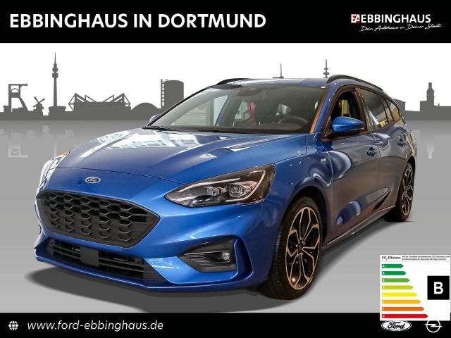 Ford Focus Turnier ST-Line 1.5 Eco. EU6dT TW Head UP, Jahr 2019, Benzin