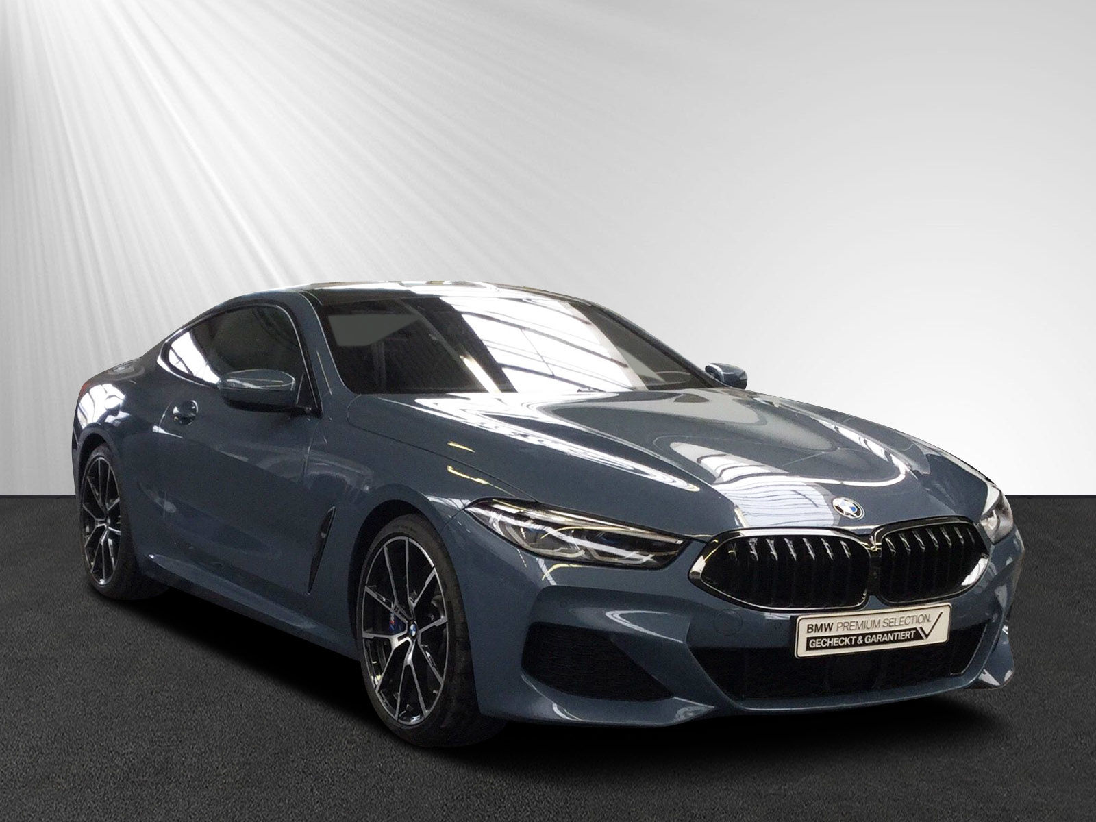 BMW 840d xDrive Coupe 20'' MSport Carbondach Laser, Jahr 2018, diesel