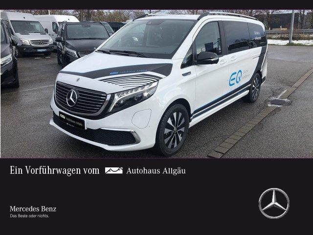 Mercedes-Benz EQV 300 Avantgarde Lang MBUX LED Distronic DAB, Jahr 2020, Elektro