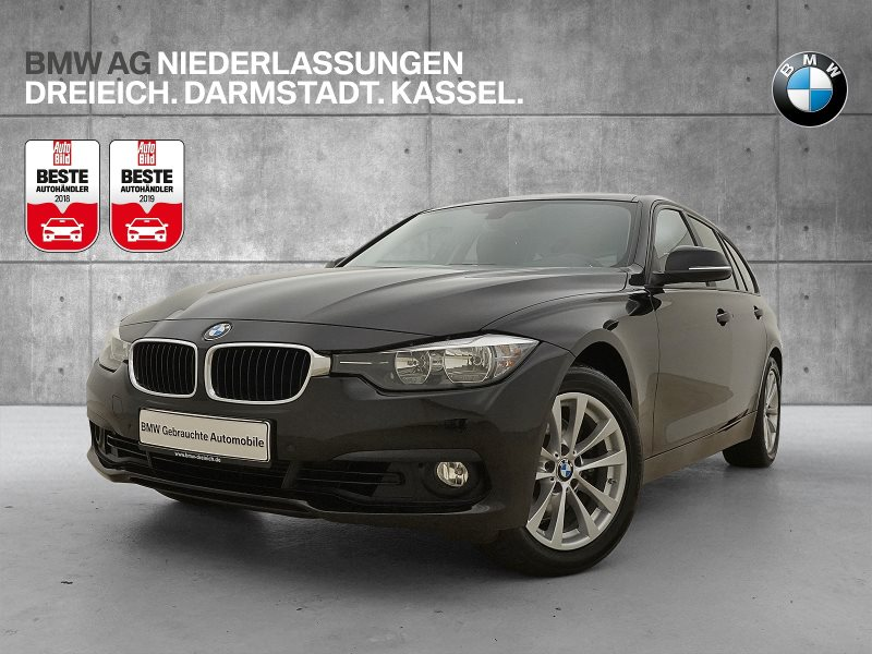 BMW 330d xDrive Touring Advantage Head-Up HiFi USB, Jahr 2016, Diesel