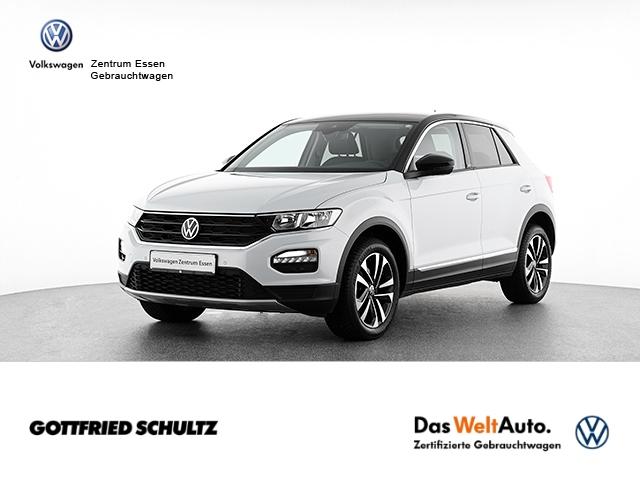 Volkswagen T-Roc United 1 5 TSI Navi SHZ Beats 17 DAB PDC, Jahr 2021, Benzin
