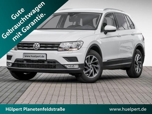 Volkswagen Tiguan 1.4 Sound NAVI AHK APP-CONN NAVI AHK APP-CONN ACC ALU17 PDC, Jahr 2017, Benzin