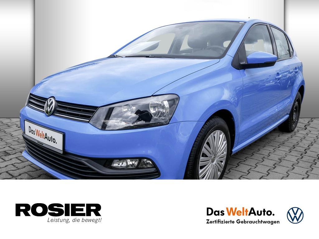 Volkswagen Polo 1.0, Jahr 2016, Benzin