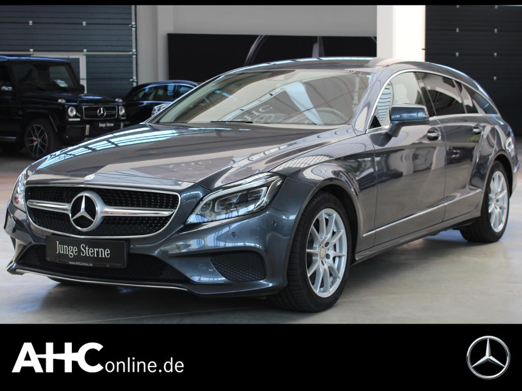 Mercedes-Benz CLS 400 Shooting Brake COMAND+MULTIBEAM-LED+RFK, Jahr 2015, Benzin