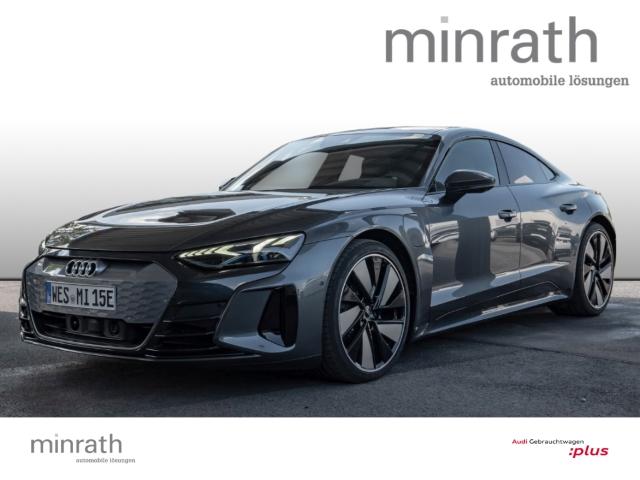 Audi e-tron GT basis quattro Panoramadach, Jahr 2021, Elektro