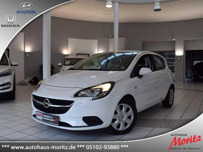 Opel Corsa E 1.2 Edition *PERFEKT FÜR ANFÄNGER*, Jahr 2017, Benzin