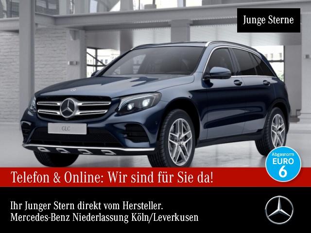 Mercedes-Benz GLC 350 d 4M AMG Fahrass 360° Distr. COMAND, Jahr 2017, Diesel