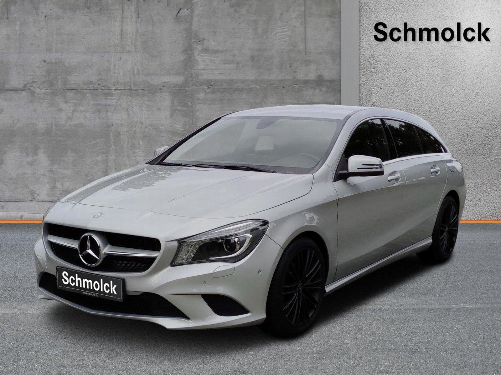Mercedes-Benz CLA 200 SB URBAN/AUTOM/XENON/NAVI/PTS/EASY-P/SHZ, Jahr 2015, Benzin