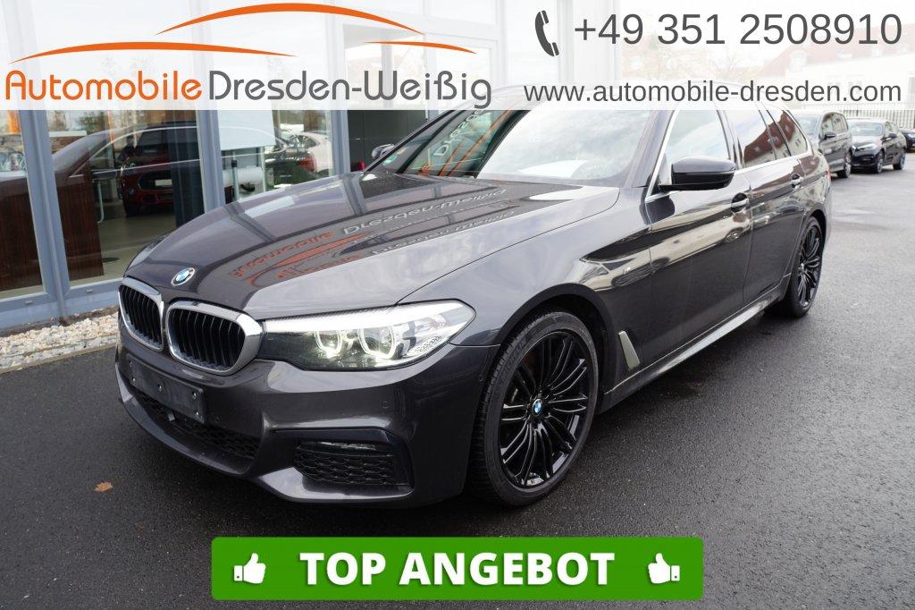 BMW 530 d Touring xDrive M Sport*HeadUp*Navi*Leder*, Jahr 2018, Diesel