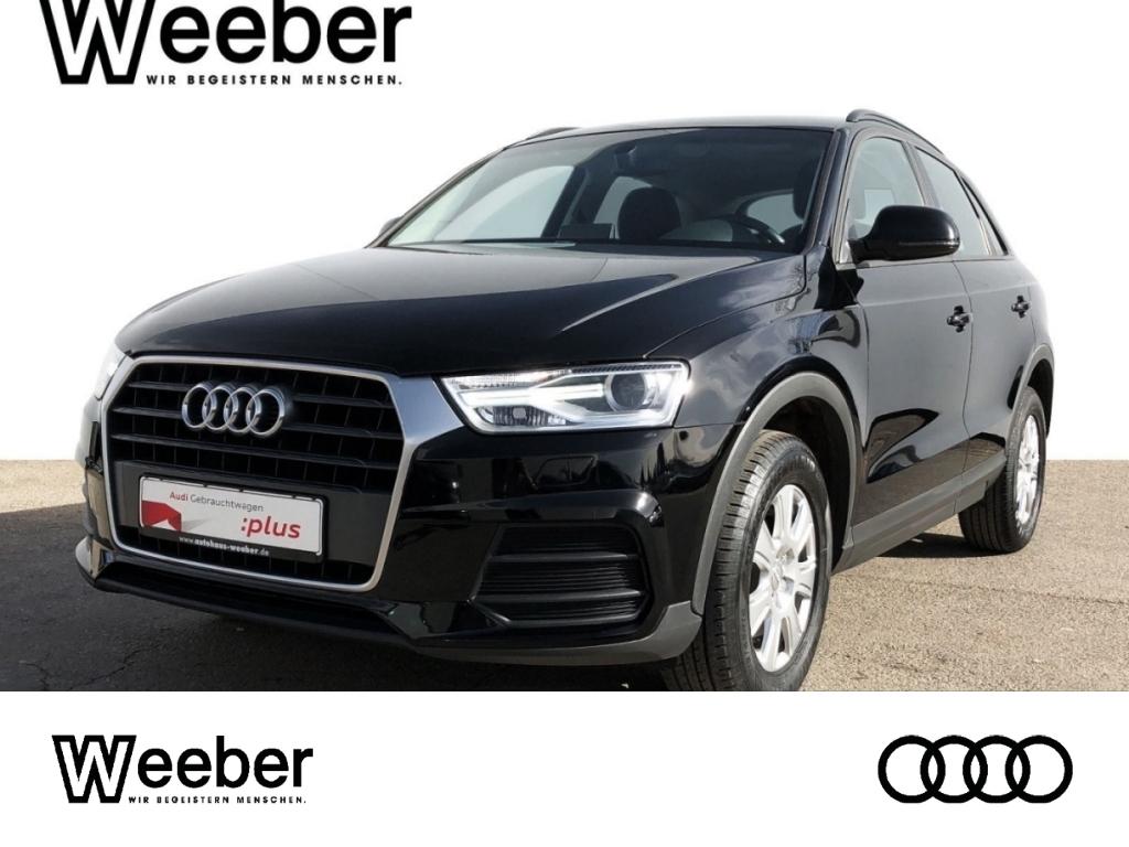 Audi Q3 2.0 TDI XENON LM Klima, Jahr 2016, Diesel